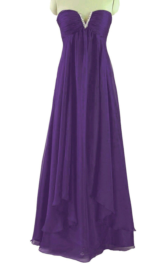 Loverdene Bridesmaid Dress - Wedlock Shop - 3