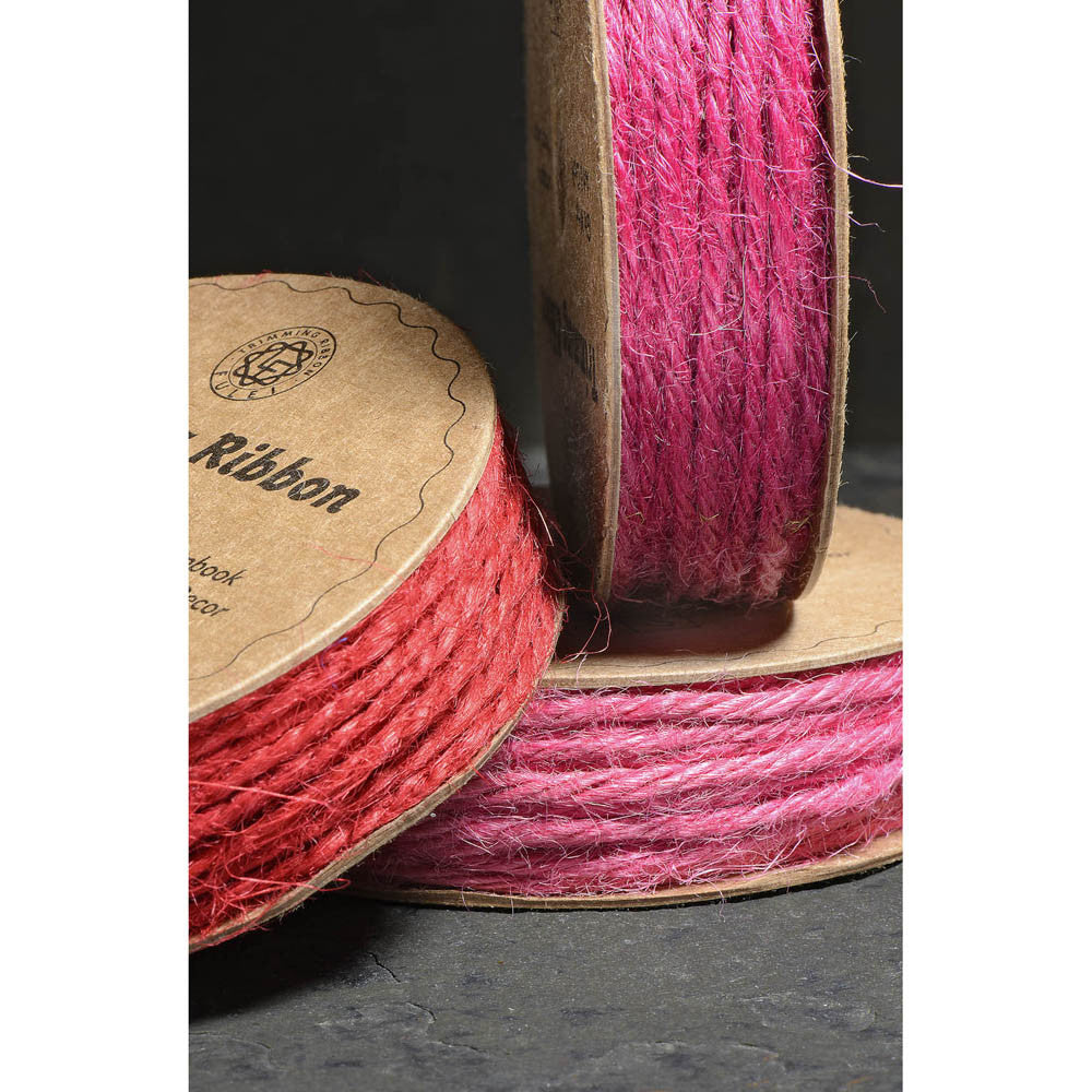 Hessian String - Red - Wedlock Shop - 2