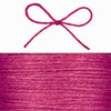 Hessian String - Burgundy - Wedlock Shop