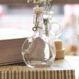 Mini Glass Bottle - 'Baquaise' - Wedlock Shop - 1