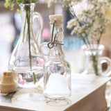 Mini Glass Bottle - 'Gallon' - Wedlock Shop - 1