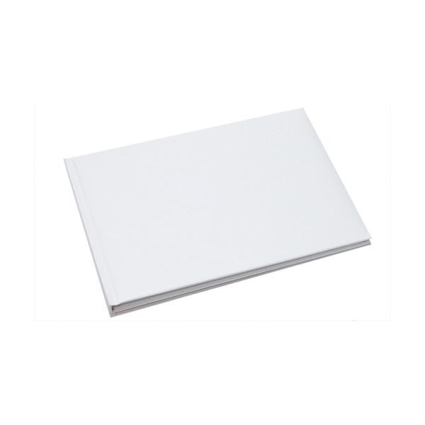 Plain White Book for DIY Decoration - Wedlock Shop