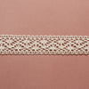 Cotton Lace Ribbon - Ivory - Wedlock Shop