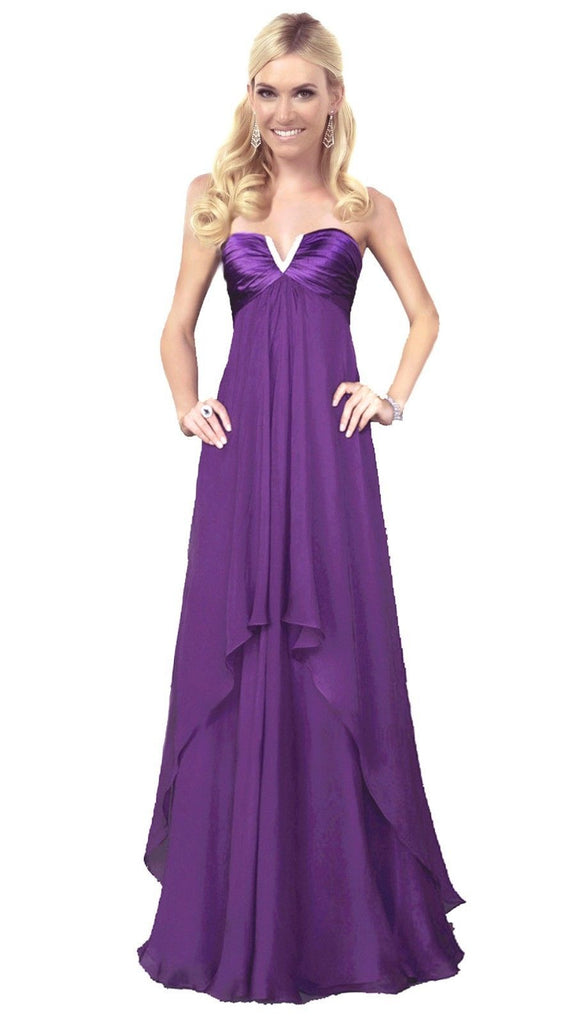 Loverdene Bridesmaid Dress - Wedlock Shop - 8