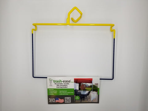 13 Gallon Canopy version in Blue and Yellow PLEASE SELECT THE CANOPY STYLE ON MAIN PAGE! THIS IS THE ONLY WAY TO ORDER. THANK YOU