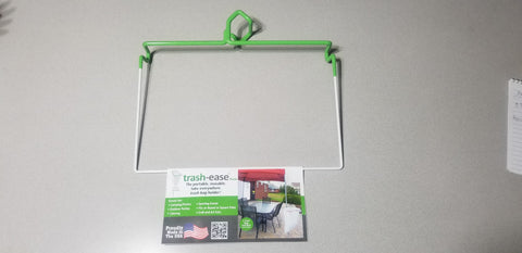 13 Gallon Canopy version in White and Green  PLEASE SELECT THE CANOPY STYLE ON MAIN PAGE! THIS IS THE ONLY WAY TO ORDER. THANK YOU