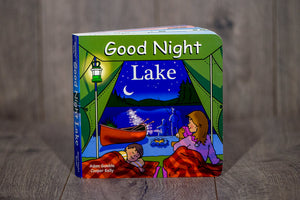 Good Night Lake Board Book