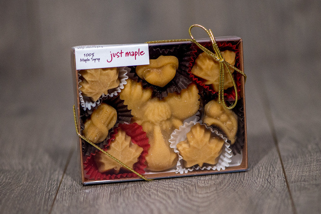 Just Maple Candies Gift Box