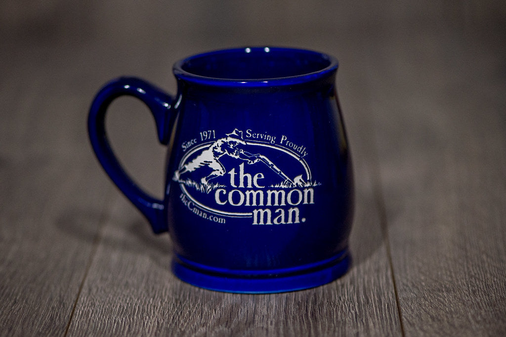 The Common Man Tankard Mug