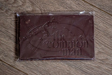 Load image into Gallery viewer, Common Man Logo Chocolate Bar