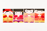 Cartoon Family Red Packet 全家褔利是封