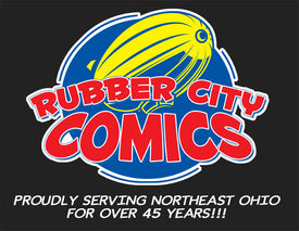 Rubber City Comics