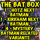 "Future State The Next Batman #1 - ""THE BAT BOX MYSTERY BUNDLE!!!"""