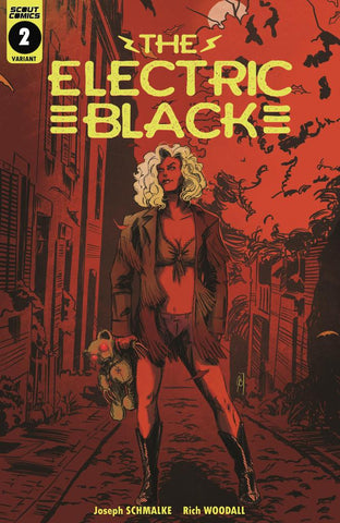 The Electric Black #2 - Retailer Incentive Cover