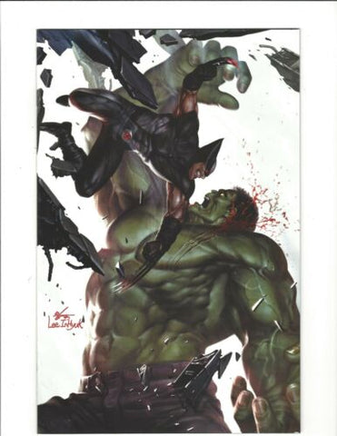 Immortal HULK #17 - Inhyuk Lee Virgin Variant