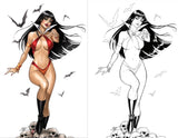 Vampirella #13 - Dawn McTeigue Variant Set  - LTD 500 - Late Nov