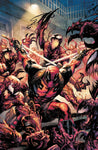 Absolute Carnage vs Deadpool #1 - Kirkham Virgin Variant