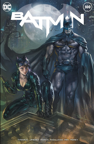 Batman #100 - Lucio Parrillo Variant  - LTD 3000