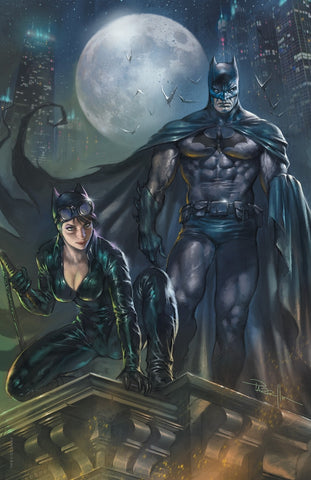 Batman #100 - Lucio Parrillo Virgin Variant  - LTD 1000