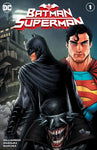 Batman Superman #1 - Kincaid Batman Trade Variant - LTD 3000