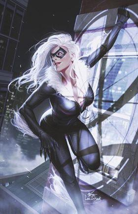 Black Cat #3 - Inhyuk Lee Virgin Variant