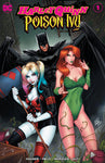 Harley Quinn and Poison Ivy #1 - Ryan Kincaid Variant - LTD 3000