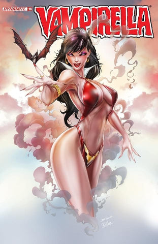 Vampirella #16 - Jamie Tyndall Trade Variant - LTD 250 - Mid Jan