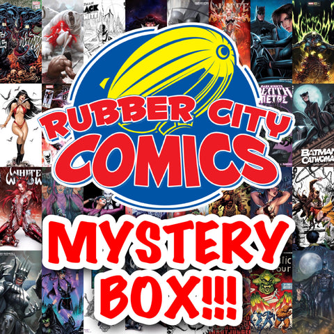 Rubber City Comics Mystery Box