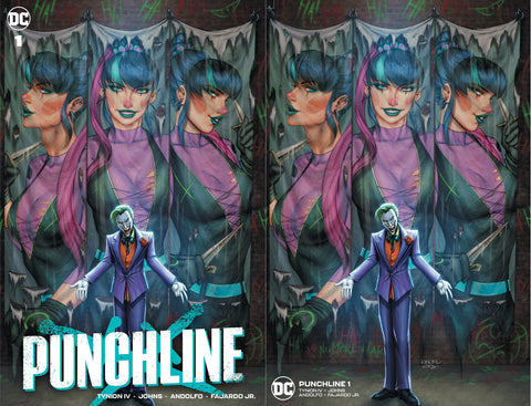 Punchline Special #1- Ryan Kincaid 2 Cover Set - LTD 1500