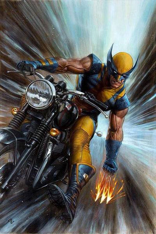 Return of Wolverine #5 - Granov Virgin Variant