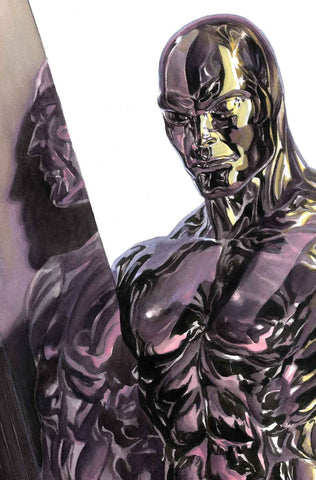 Fantastic Four Antithesis #2 - Alex Ross Virgin Variant Cover