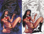 Sacred Six #8 - Elias Chatzoudis Variant 2 Cover Set - LTD 300 - Early May