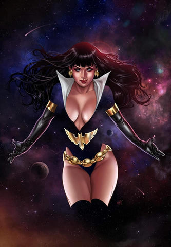 Vampirella: The Dark Powers #1 - Mike Krome Virgin Variant - LTD 500 - Early Jan.