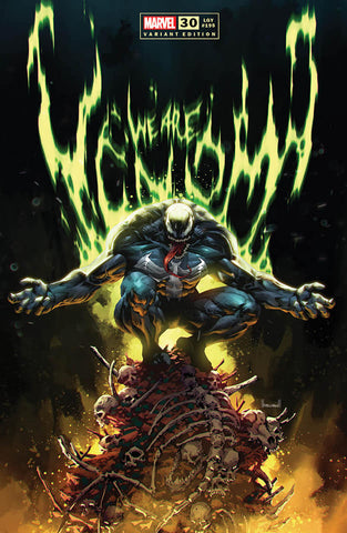 Venom #30- Kael Ngu Trade Dress - LTD 3000