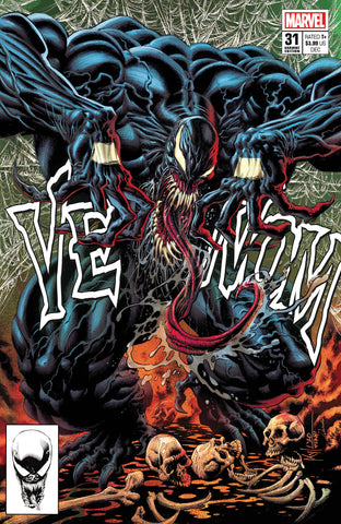 Venom #31 - Kyle Hotz Trade Variant - LTD 3000