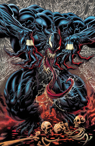 Venom #31 - Kyle Hotz Virgin Variant - LTD 1000