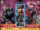 Venom #32 & #33 - Kirkham 4 Cover Set - LTD 1500 - FREE SHIPPING - Mid Feb.