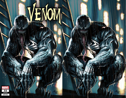 Venom #32 - Dell'Otto 2 Cover Set - LTD 700 - Mid Jan.