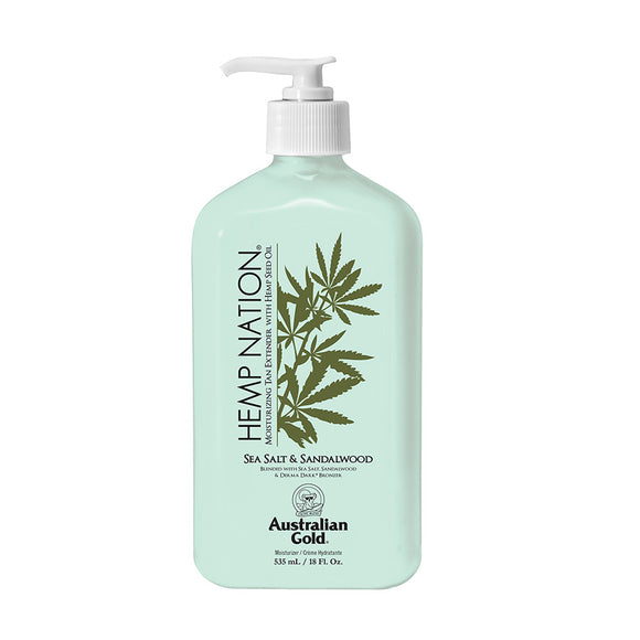 Hemp Nation® Sea Salt & Sandalwood (18oz)