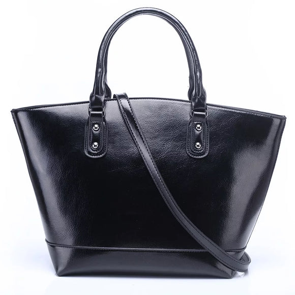Burnished Tote