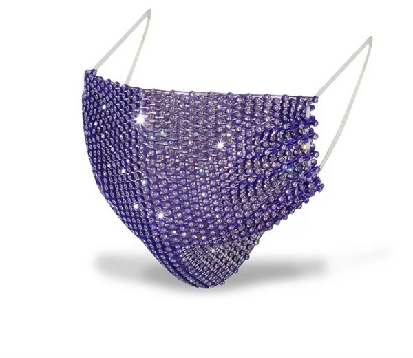 Sparkle go-through Mask