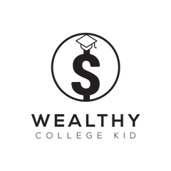 Wealthycollegekid Merch logo