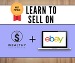 Learn To Sell On Ebay Digital Course