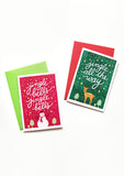 Jingle Bells Christmas Cards
