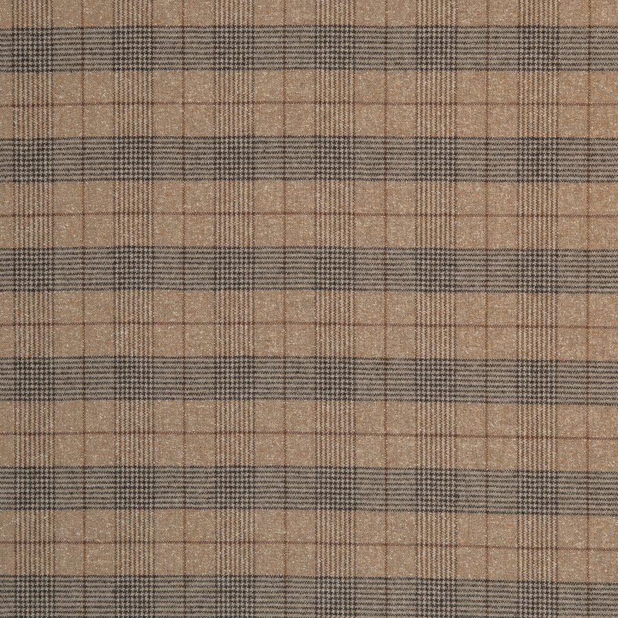 Tweed | Wollkaro | Made in Italy | beige
