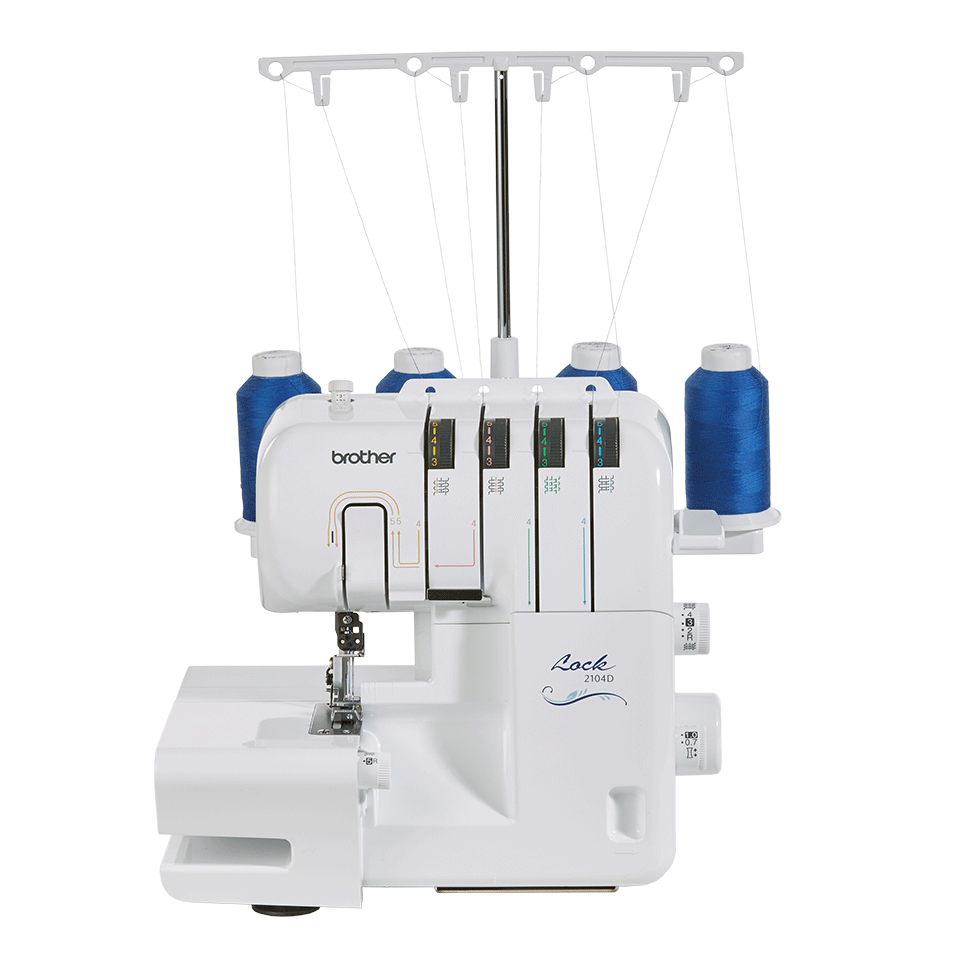 brother 2104D Overlock