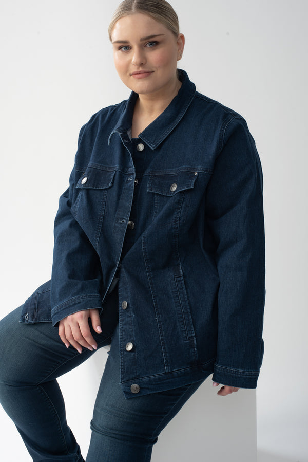 ג'קט Blue Denim