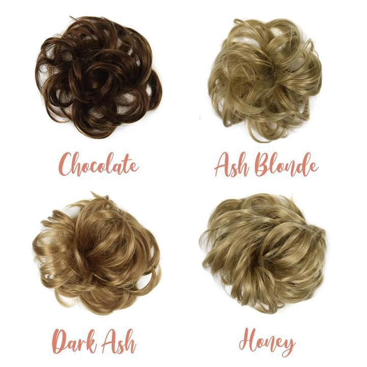 Hot Selling-One Step Hair Updo Bun