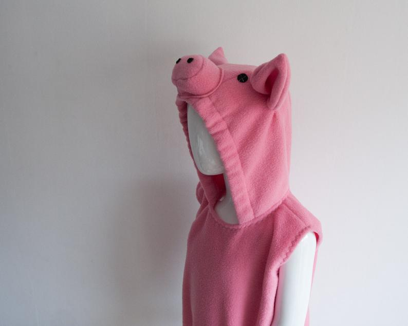 Pig Costume Toddlers Halloween Costume