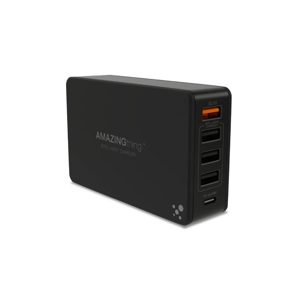SUPREME CHARGER PD 3.0 63W 5 Port Power Station